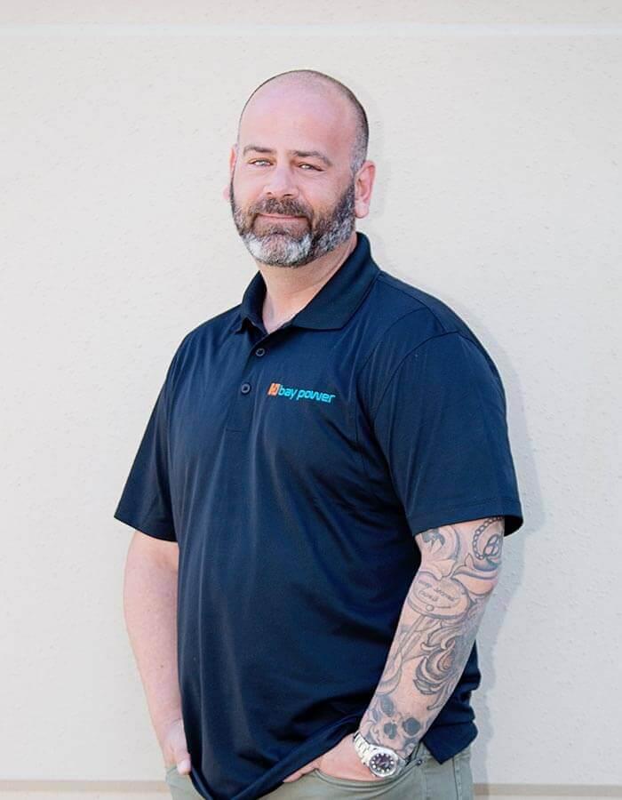 Tom Butcher - CEO