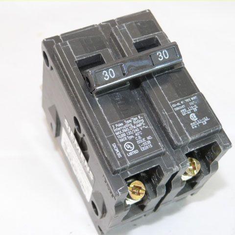 Siemens B230 2-Pole 30 Amp Molded Case Circuit Breaker