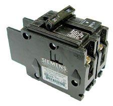 Siemens BQ2B100 2-Pole 100 Amp Molded Case Circuit Breaker