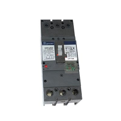 General Electric SFHA36AT0250 3-Pole 250 Amp Molded Case Circuit Breaker
