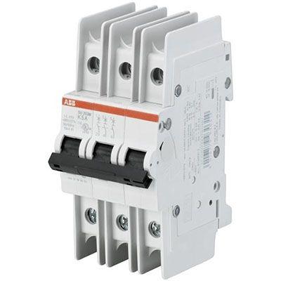 ABB SU203M-K63 3-Pole 63 AMP Mini Circuit Breaker