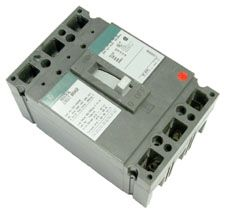 General Electric TED134100 3-Pole 100 Amp Molded Case Circuit Breaker