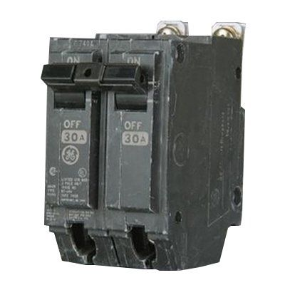 General Electric THQB2130 2-Pole 30 Amp Molded Case Circuit Breaker