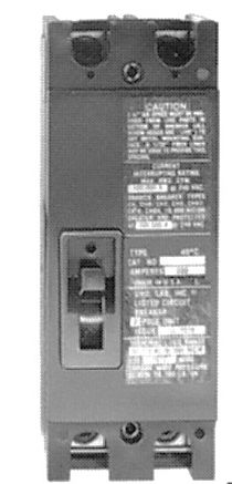 Molded Case 1 YEAR WARRANTY Square D // Schneider Electric FGA34030