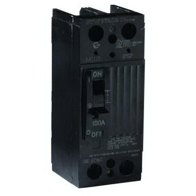 General Electric TQD22200WL 2-Pole 200 Amp Molded Case Circuit Breaker