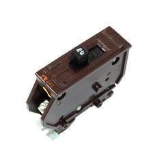 Wadsworth A20NI 1-Pole 20 Amp Molded Case Circuit Breaker