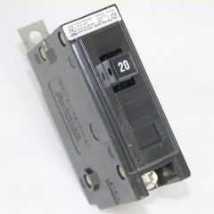 Cutler Hammer BAB1020 1-Pole 20 Amp Molded Case Circuit Breaker