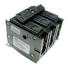 Westinghouse BAB3050H 3-Pole 50 Amp Molded Case Circuit Breaker