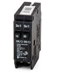Cutler Hammer BD1520 1-Pole 20 Amp Molded Case Circuit Breaker