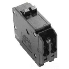 Cutler Hammer BD2525 1-Pole 25 Amp Molded Case Circuit Breaker