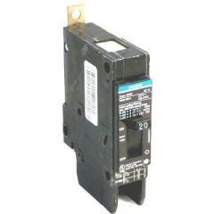 Siemens BQD120 1-Pole 20 Amp Molded Case Circuit Breaker