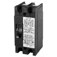 Cutler Hammer CCH2125X 2-Pole 125 Amp Molded Case Circuit Breaker