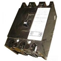 Cutler Hammer CCH3125Y 3-Pole 125 Amp Molded Case Circuit Breaker