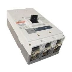 Cutler Hammer CND3800T52W 3-Pole 800 Amp Molded Case Circuit Breaker