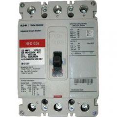 Cutler Hammer HFD3020L 3-Pole 20 AMP Molded Case Circuit Breaker