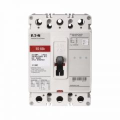 Cutler Hammer ED3175L 3-Pole 175 Amp Molded Case Circuit Breaker