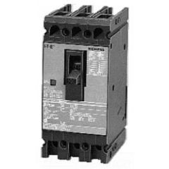 Siemens ED63B100 3-Pole 100 Amp Molded Case Circuit Breaker