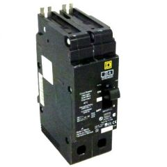 Square D EDB24020 2-Pole 20 Amp Molded Case Circuit Breaker