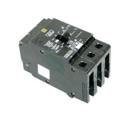 Square D EDB34020 3-Pole 20 Amp Molded Case Circuit Breaker