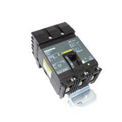 Square D FA34020 3-Pole 20 Amp Molded Case Circuit Breaker