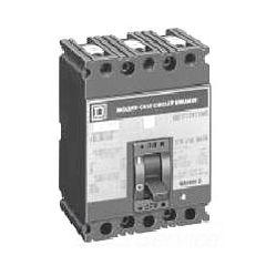 Square D FCL34025 3-Pole 25 Amp Molded Case Circuit Breaker