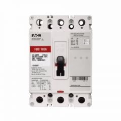 Cutler Hammer FDC3110 3-Pole 110 Amp Molded Case Circuit Breaker