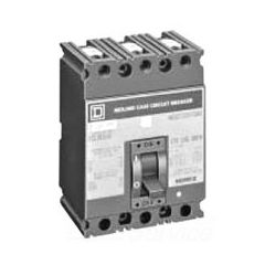 Square D FHP36040G 3-Pole 40 Amp Molded Case Circuit Breaker