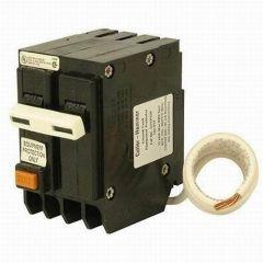 Cutler Hammer GFEP215 2-Pole 15 Amp Molded Case Circuit Breaker