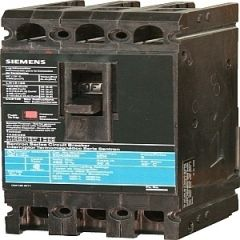 Siemens HED43B080 3-Pole 80 Amp Molded Case Circuit Breaker