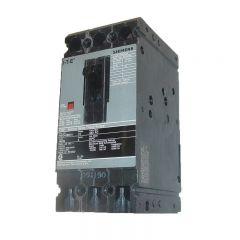 Siemens HED43B125 3-Pole 125 Amp Molded Case Circuit Breaker