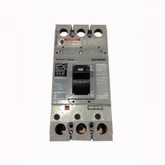 Siemens HFXD63B090 3-Pole 90 Amp Molded Case Circuit Breaker