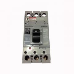 Siemens HFXD63B100 3-Pole 100 Amp Molded Case Circuit Breaker