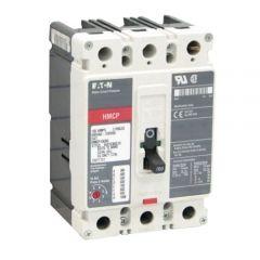 Cutler Hammer HMCP100L3C 3-Pole 100 Amp Molded Case Circuit Breaker