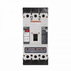 Cutler Hammer HMCP400W5C 3-Pole 400 Amp Molded Case Circuit Breaker