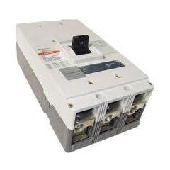 Cutler Hammer HND312T52W 3-Pole 1200 Amp Molded Case Circuit Breaker