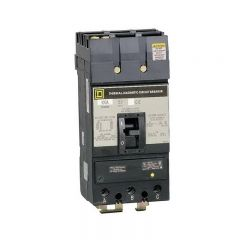 Square D KAL261751021 2-Pole 175 Amp Molded Case Circuit Breaker