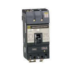 Square D KAL262251021 2-Pole 225 Amp Molded Case Circuit Breaker