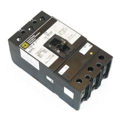 Square D KAL362251021 3-Pole 225 Amp Molded Case Circuit Breaker