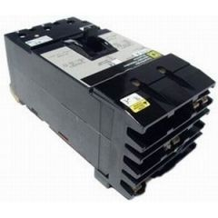 Square D KC34110 3-Pole 110 Amp Molded Case Circuit Breaker