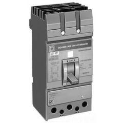 Square D KH26125BC 2-Pole 125 Amp Molded Case Circuit Breaker