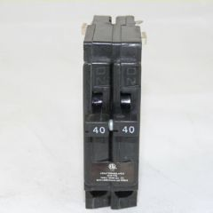 Crouse Hinds MH240 2-Pole 40 AMP Molded Case Circuit Breaker
