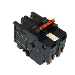 Federal Pacific NA230 2-Pole 30 Amp Molded Case Circuit Breaker