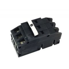 Zinsco Q243050 3-Pole 50 Amp Molded Case Circuit Breaker