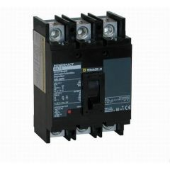 Square D QGP32125TM 3-Pole 125 Amp Molded Case Circuit Breaker