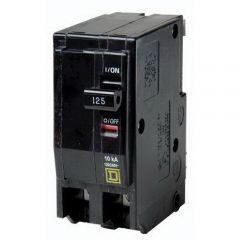 Square D QO2150VH 2-Pole 150 Amp Molded Case Circuit Breaker