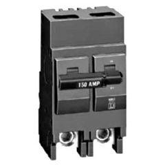 Square D QOB250GFI 2-Pole 50 Amp Molded Case Circuit Breaker