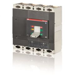 ABB T6N800TW 3-Pole 800 AMP Molded Case Circuit Breaker