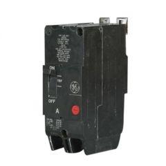 General Electric TEY220 2-Pole 20 Amp Molded Case Circuit Breaker