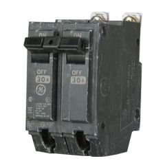 General Electric THQB21100 2-Pole 100 Amp Molded Case Circuit Breaker