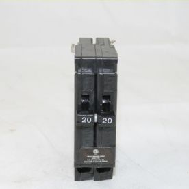 Crouse Hinds MH220 2-Pole 20 AMP Molded Case Circuit Breaker